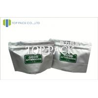 Buy cheap Aluminum Foil Stand Up Food Pouches With Ziplock 80micron - 200micron from wholesalers