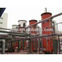 Buy cheap Thermal Oil Boiler of High Temperature Electric Wood Fired 30 - 1050kw product