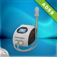 Buy cheap ADSS newest IPL SHR Elight hair removal machine and skin rejuvenation with 2 handpieces from wholesalers