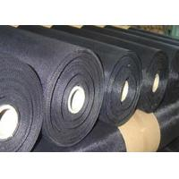 Buy cheap Flexible Black Metal Hardware Cloth For Plastic And Rubber Machinery from wholesalers