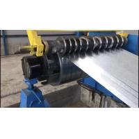 Buy cheap Fully Automatic Steel Coil Slitting Machine And Cutting To Length Line from wholesalers