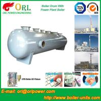 Buy cheap Chemical industry boiler mud drum SGS from wholesalers