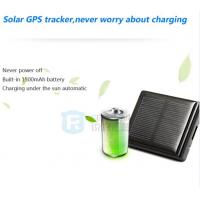 Buy cheap Solar power system google maps gps car tracking tracker system web platform rf-v26 from wholesalers