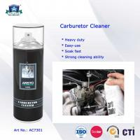 Buy cheap Propane Car Cleaning Spray 400ML Carburetor Cleaner for Automotive Clean Products from wholesalers
