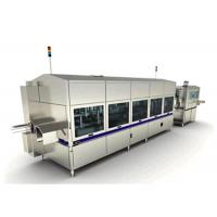 Buy cheap 35KW Stainless Carton Brick Beverage Packaging Machine Beverage Filling Line 125 - 350ml from wholesalers