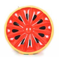 Buy cheap 180*150cm Inflatable Pool Floats Environmental Protection Watermelon Float from wholesalers