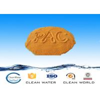 Buy cheap PAC 02 MSDS Poly Aluminum Chloride Water Treatment PAC 30%  Cas NO 1327 41 9 from wholesalers
