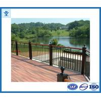 Buy cheap aluminum deck railing/ U channel glass railings/glass balustrade from wholesalers