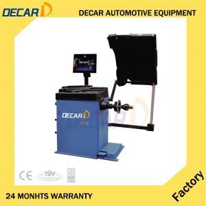 Buy cheap LCD display automatic wheel balancer for car repair product