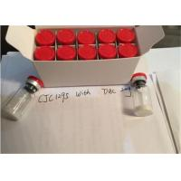 Buy cheap CJC - 1295 With DAC , 2mg / Vial Peptide Hormones Bodybuilding Fat Burning 	Peptide 863288-34-0 from wholesalers