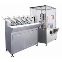 Buy cheap High Speed Vertical Automatic Cartoning Machine For Powder Sachet Packaging from wholesalers