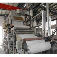 Buy cheap Low price paper roll production line/kitchen paper making machine/toilet tissue paper making machine from wholesalers