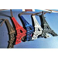 Buy cheap Eiffel Tower Bookmark Wedding Favors product