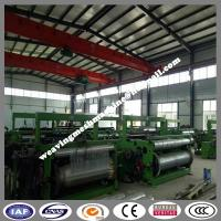 Buy cheap 24x110 mesh 2 mtr  Stainless Steel Wire Mesh Weaving Machine product