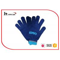Buy cheap 32 Grams Knitted Warm Winter Gloves With Gamer Pattern Printing from wholesalers