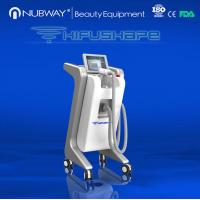 Buy cheap Best Professional Beauty Equipment Ultrasonic High Intensity for weight loss hifu from wholesalers