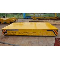 Buy cheap Industries Steel Turning Rail Transfer Cart Long Dip Pipe With Remote Box from wholesalers