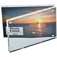 Buy cheap factory direct sale clear acrylic sheet for photo frame from wholesalers