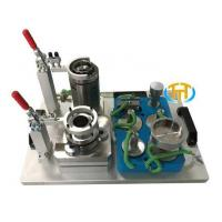 Buy cheap 29kg Inspection Fixture Components For Adjuster Bearing / Automotive Part Gauge from wholesalers
