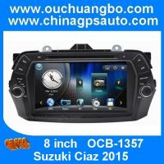 Buy cheap Ouchuangbo china gps navi radio Suzuki Ciaz 2015 with USB SD swc spanish OCB-1357 from wholesalers
