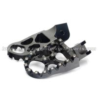 Buy cheap Aluminum Alloy 7075 Dirt Bike Foot Pegs BMW F650GS F800GS R1200GS Highway Pegs from wholesalers