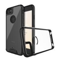 Buy cheap amazon top seller 2017 shockproof clear tpu acylic  transparent phone case for iphone 7 8 plus from wholesalers