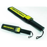Buy cheap Portable Metal Detector / Super Scanner Metal Detector Wand Multiple Alarm Modes product