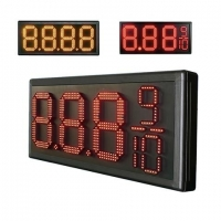 Buy cheap 6500mcd RS232 Led Gas Price Display Columns Epistar from wholesalers