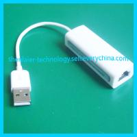 Buy cheap White USB to RJ45 Ethernet Adapter Cable from wholesalers