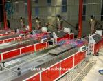 Buy cheap 300-600mm Laminated Pvc Wall Panel Ceiling production line Pvc Wall Panel Making Machine from wholesalers