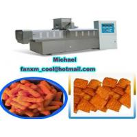 Buy cheap single-screw fried   food processing line from wholesalers