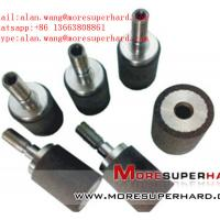 Buy cheap CBN Grinding Wheel for Auto Processing Internal Grinding alan.wang@moresuperhard.com from wholesalers