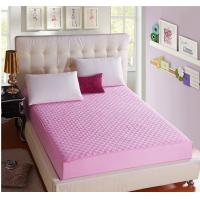 Buy cheap Hypoallergenic color Waterproof Mattress Protector/Cover with skirt for hotel home product