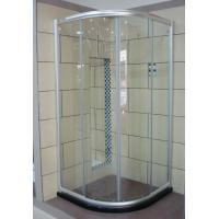 Buy cheap Tempered glass shower wall panels from wholesalers