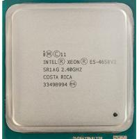 Buy cheap CPU Intel Xeon E5 4600 v2 2.40 GHz Ten Cores E5 4650 v2 8 GT / s QPI Speed SR1AG from wholesalers