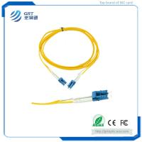 Buy cheap GRT LC-LC-SM-5M-OM3 10Gb Single mode 5m Durable Fiber Optic Cable Patch Cord with LC Connector from wholesalers