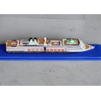 Buy cheap Nieuw Amsterdam Cruise Ship Model With Nano Printing Hull Logo Printing from wholesalers