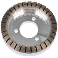 Buy cheap Full Segmented Cup-Shaped Diamond Grinding Wheels for Glass grinding of Edging machine 150mm from wholesalers