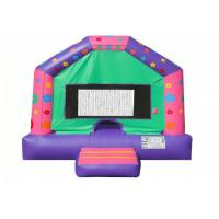 Buy cheap Indoor Playground Funny Inflatable Jumping Castle , Entertainment Children'S Bounce House from wholesalers