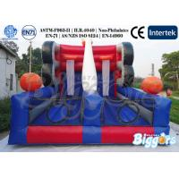 Buy cheap Portable Basketball Hoop Inflatable Sports Games waterproof Amusement from wholesalers