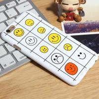 Buy cheap Hard PC Cartoon Expression Image Back Cover Cell Phone Case For iPhone 7 6s Plus 5s from wholesalers