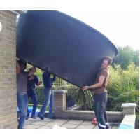 Buy cheap Preformed Pond rigid pond liners round  800liter 5000liter from Wholesalers