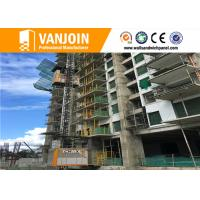 Buy cheap Steel Concrete Construction Composite Panel Board Exterior Designs Architect Using from wholesalers
