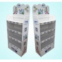 Buy cheap Pet Products Display Stand Supermarket Children Toys Paper Shelf Baby Shop Snacks Display Cabinet Manufacturers Custom from wholesalers