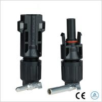 Buy cheap IP68 Multi Contact 4 PV Panel Connectors For Outdoor Harsh Environments from wholesalers