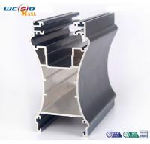 Buy cheap Sliding open style and double glazed Aluminum sliding windows Profile from wholesalers