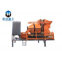 Buy cheap Simple Operation Truck Mounted Concrete Pump Fit Long Distance Concrete Pouring Project from wholesalers