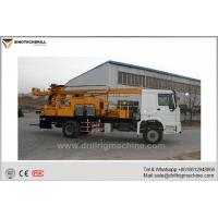 Buy cheap Advanced Core Drill Rig Cummins Engine High Efficiency For Plains / Hills from wholesalers