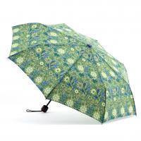 Buy cheap Printed Flat Mini Manual Open Umbrella , Easy Open Close UmbrellaPlastic Handle product