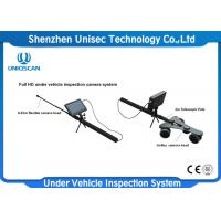 Buy cheap 1080P FULL HD 7' Under Vehicle Inspection Camera , Security Check Car Inspection Mirror from wholesalers